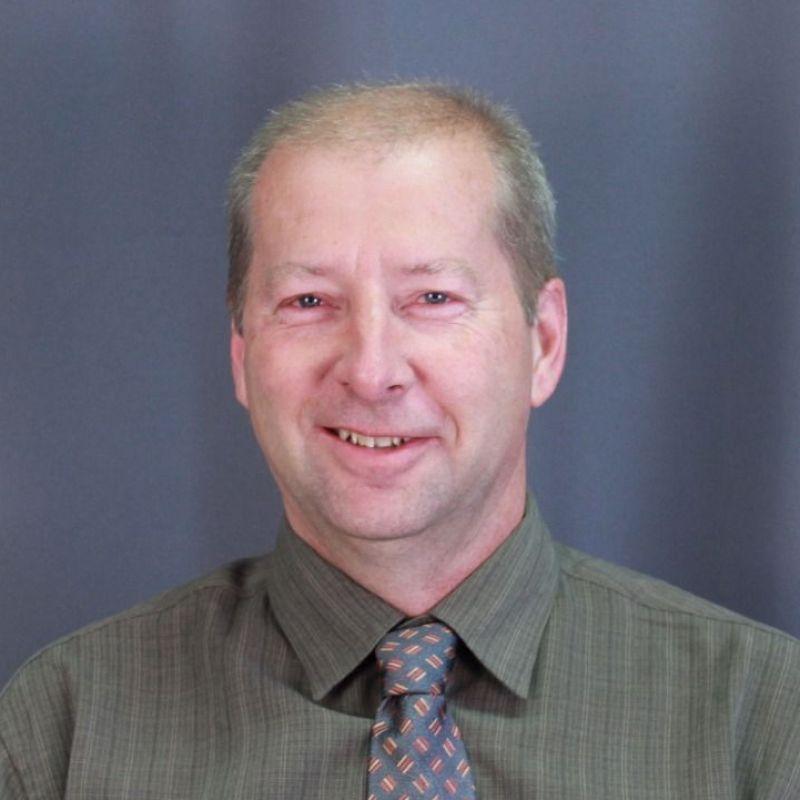 Photo of Jerry Giesbrecht
