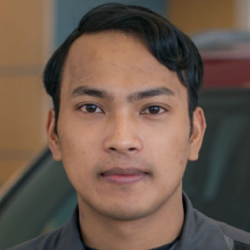 Photo of Alvin Balala