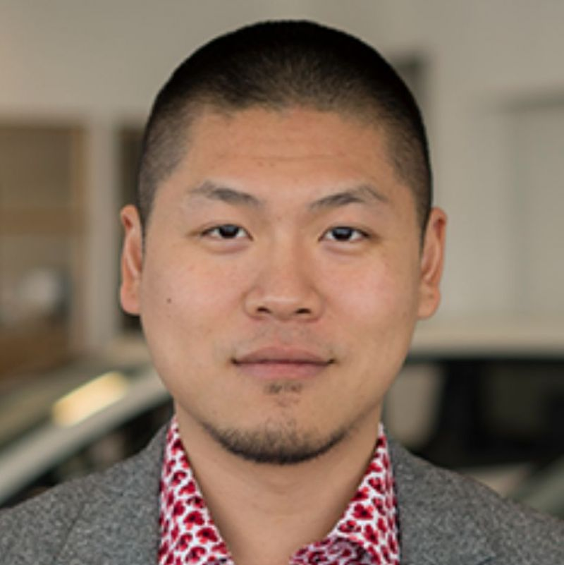 Photo of David Zhang