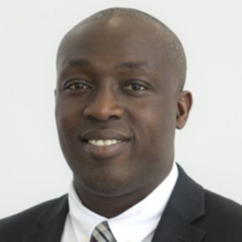 Photo of Solomon Amoah