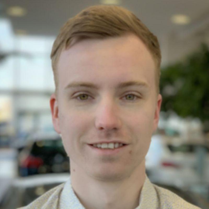 Photo of Kyle Stratton