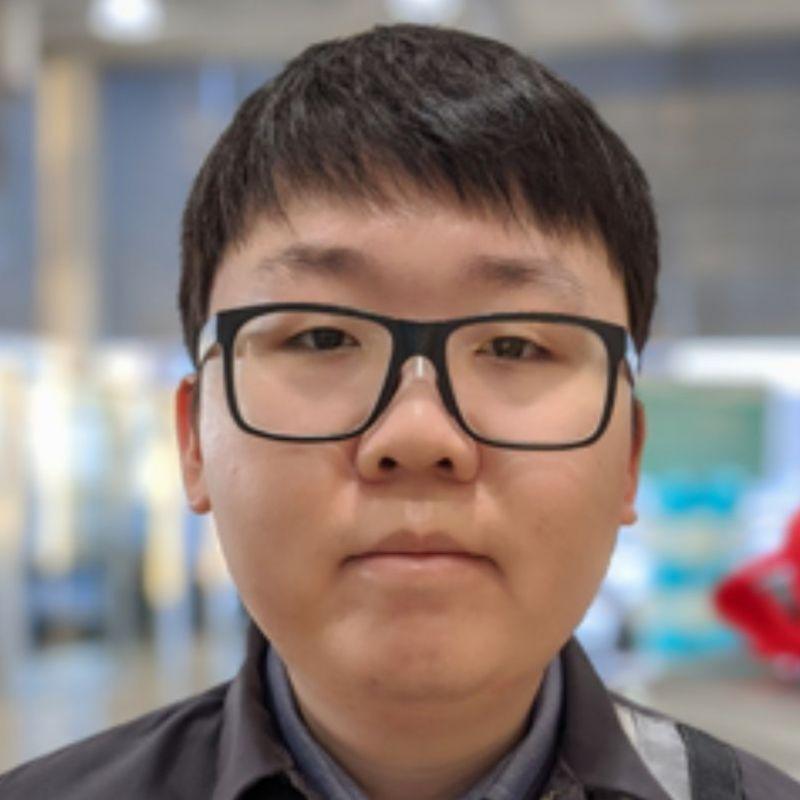 Photo of Tianyi Wu