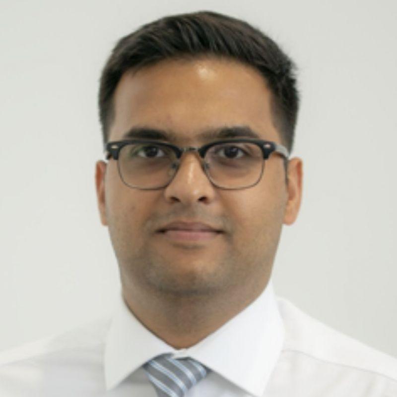 Photo of Parth Patel