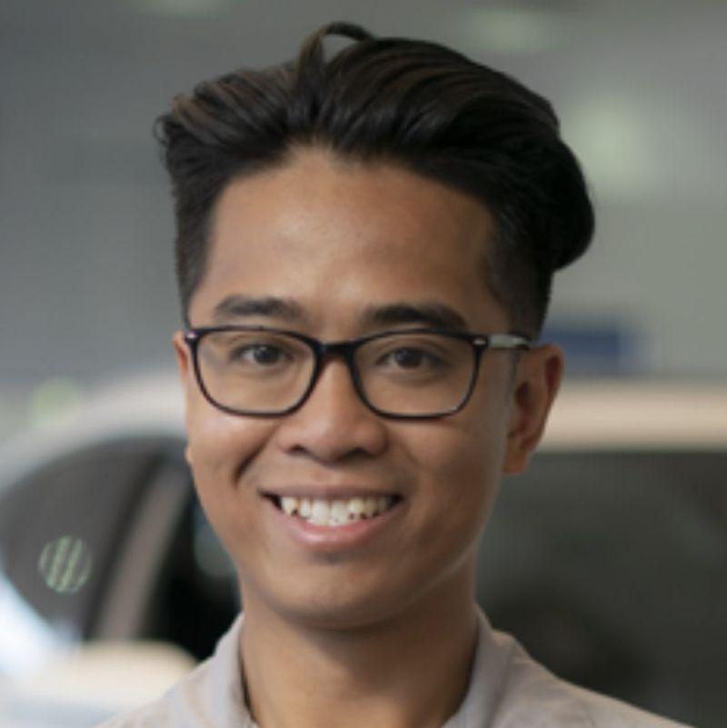 Photo of Patrick Parong