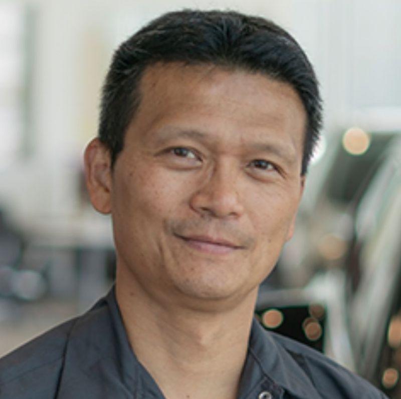 Photo of Patrick Lam