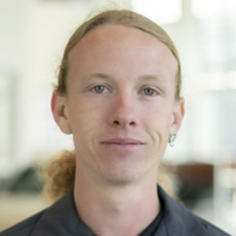 Photo of Jamie MacMullin