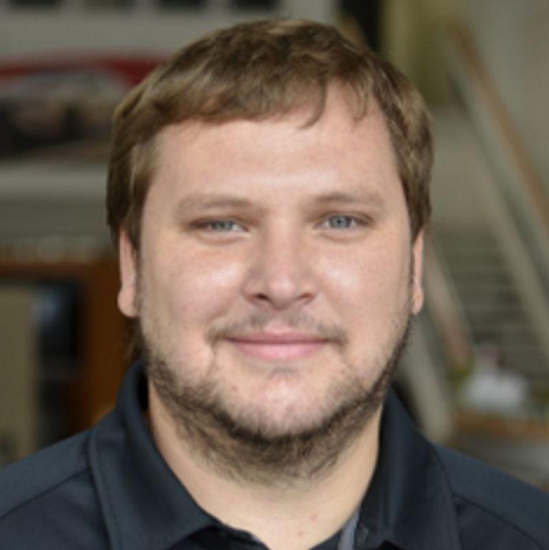 Photo of Christopher Hrycak